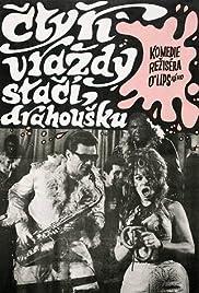 'Ctyri vrazdy stací, drahousku'(1971) Poster - Movie Forum, Cast, Reviews
