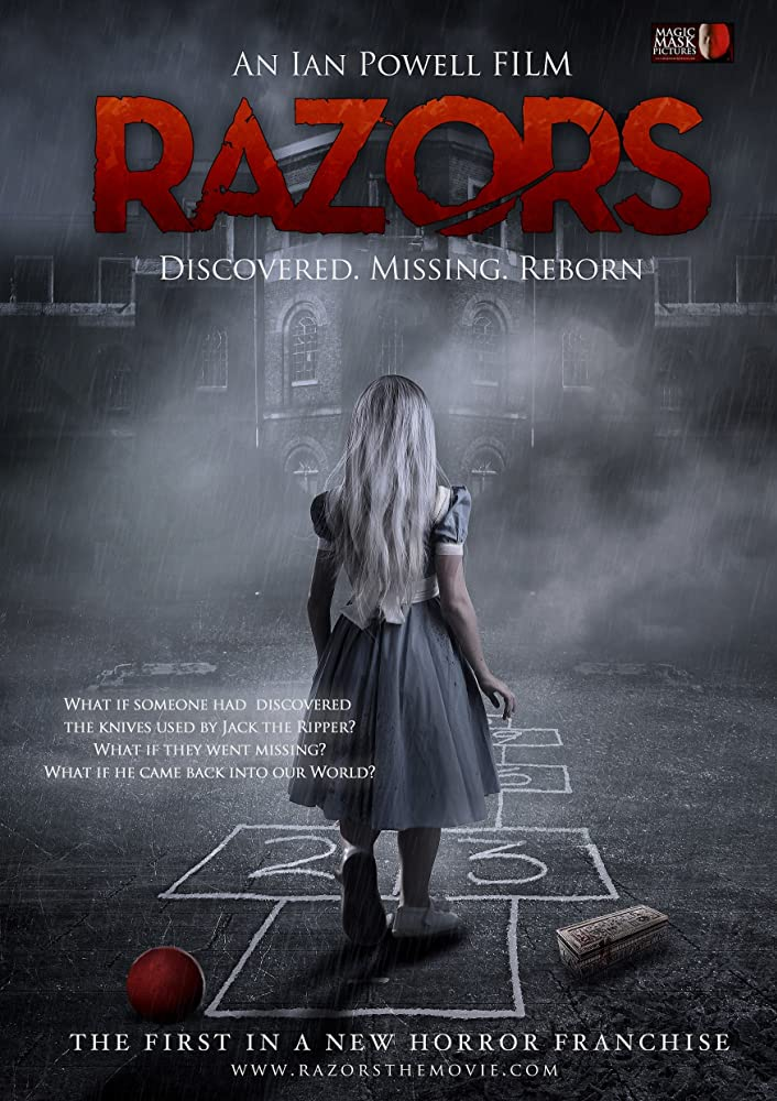 Razors: The Return of Jack the Ripper (2016)