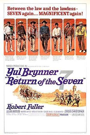 El regreso de los siete magníficos -