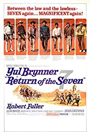 Return of the Magnificent Seven (1966) Poster - Movie Forum, Cast, Reviews