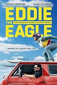 Eddie the Eagle 2016 Poster