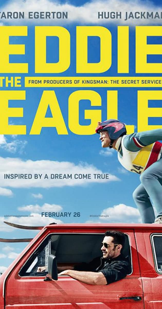 Erelis Edis / Eddie the Eagle (2016) Online