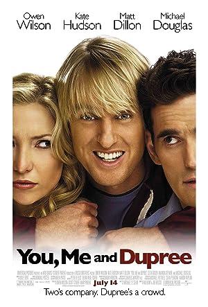 Tu, yo y ahora… Dupree -