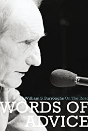 Words of Advice: William S. Burroughs on the Road Poster