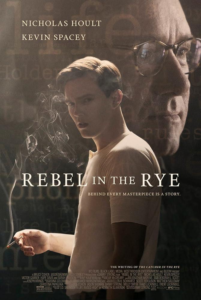 دانلود زیرنویس فارسی فیلم Rebel in the Rye 2017