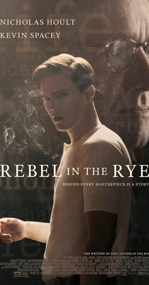 Sukilėlis rugiuose / Rebel in the Rye (2017)