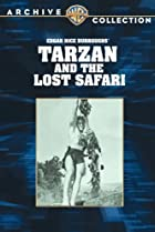 Image of Tarzan and the Lost Safari