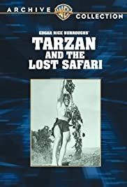Tarzan and the Lost Safari (1957) Poster - Movie Forum, Cast, Reviews