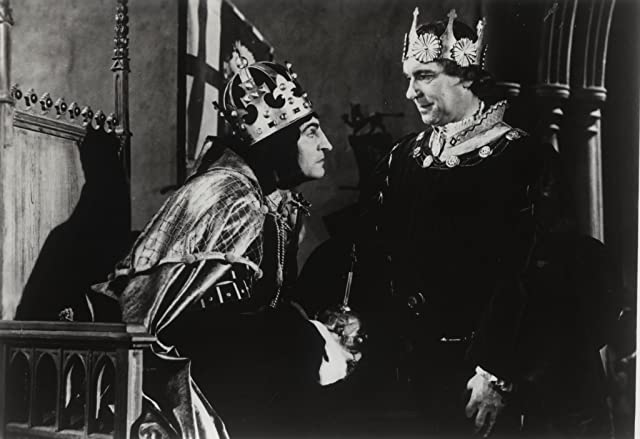 Laurence Olivier and Ralph Richardson in Richard III (1955)