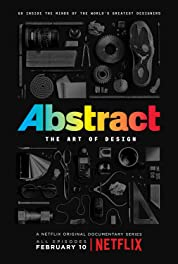 Abstract: The Art of Design - Season 1 (2017) poster