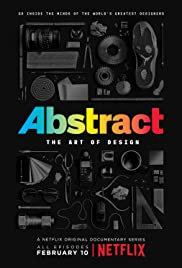 Abstract: The Art of Design Poster - TV Show Forum, Cast, Reviews