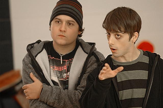 Sean Marquette and Matt Bush in High School (2010)