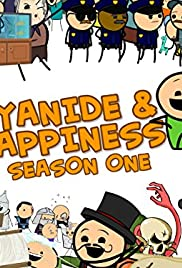 Cyanide & Happiness Poster - TV Show Forum, Cast, Reviews