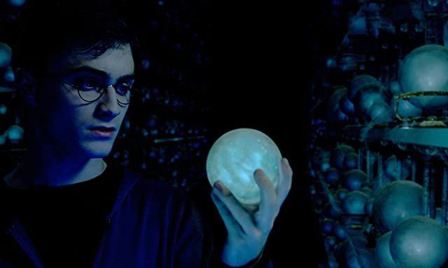 Daniel Radcliffe in Harry Potter and the Order of the Phoenix (2007)