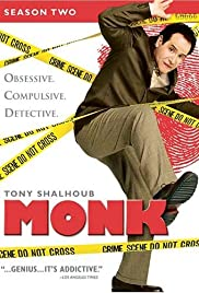 Mr. Monk and the Very, Very Old Man Poster