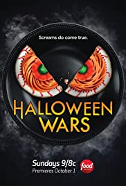 Halloween Wars Poster - TV Show Forum, Cast, Reviews