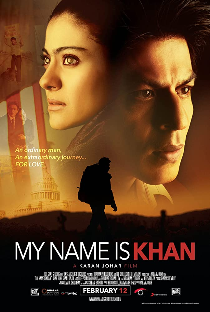 My Name Is Khan 2010 Hindi 720p BluRay 1.4GB ESubs