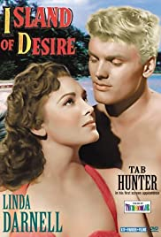 Island of Desire Poster