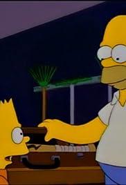 Homer at the Bat Poster