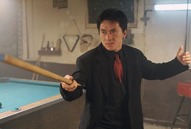 Jackie Chan in Rush Hour (1998)