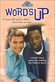Words Up! Poster