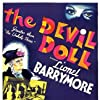 Lionel Barrymore, Maureen O'Sullivan, and Frank Lawton in The Devil-Doll (1936)