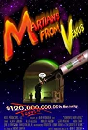 Martians from Venus Poster