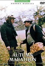 Osenniy marafon(1979) Poster - Movie Forum, Cast, Reviews