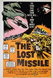 The Lost Missile Poster