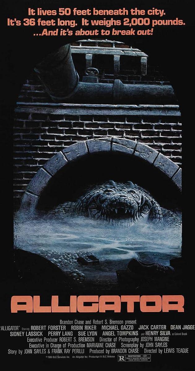 Alligator o Jacare Gigante