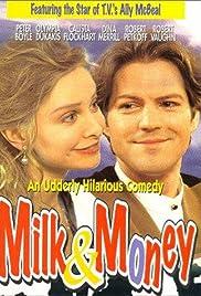 Milk & Money Poster