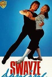 Swayze Dancing Poster