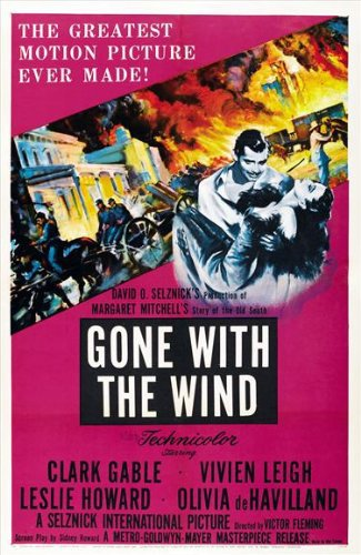 Gone with the wind plot synopsis