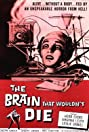 The Brain That Wouldn't Die poster