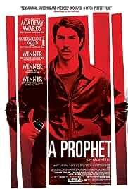 Une Prophete film poster