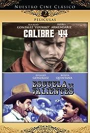 Calibre 44 Poster