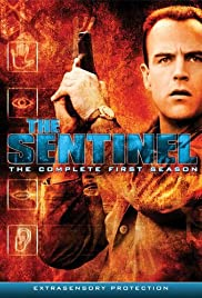 The Sentinel by Blair Sandburg Poster