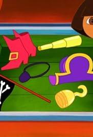Dora's Pirate Adventure Poster
