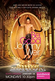 Be Good Johnny Weir Poster - TV Show Forum, Cast, Reviews