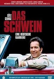 Das Schwein - Eine deutsche Karriere Poster