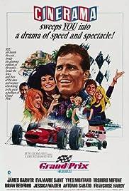Grand Prix(1966) Poster - Movie Forum, Cast, Reviews