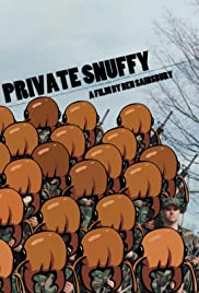 Private Snuffy Poster