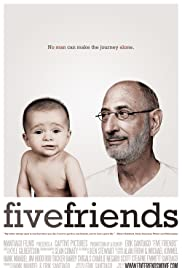 Five Friends Poster