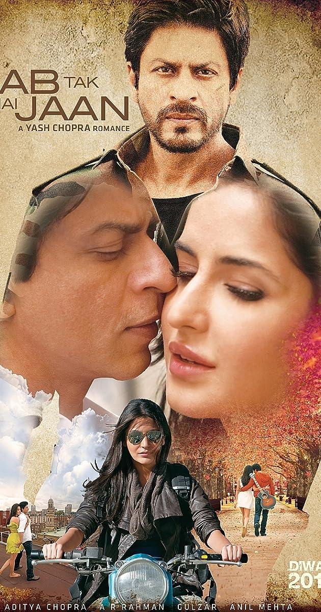 Jab Tak Hai Jaan (2012) Bluray 720p | 1080p