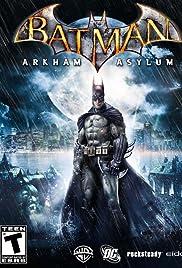 Batman: Arkham Asylum Poster