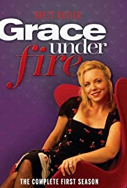 Grace Under Fire Poster - TV Show Forum, Cast, Reviews