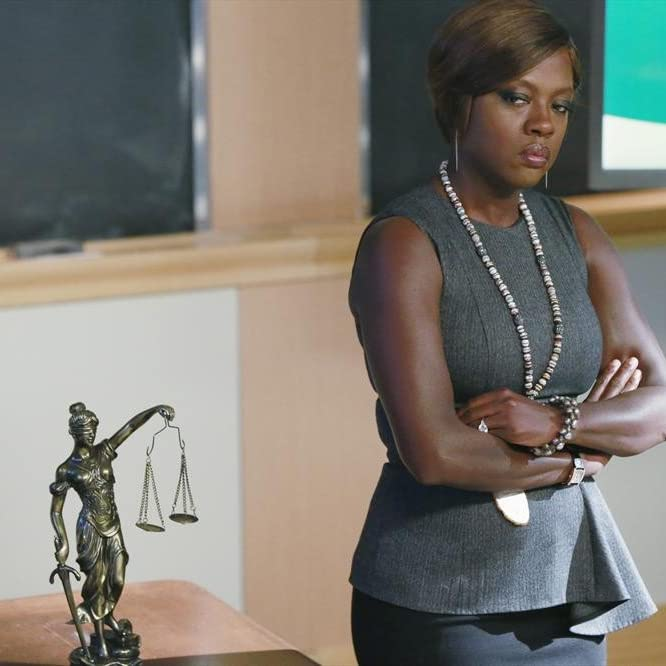 Viola Davis in How to Get Away with Murder (2014)