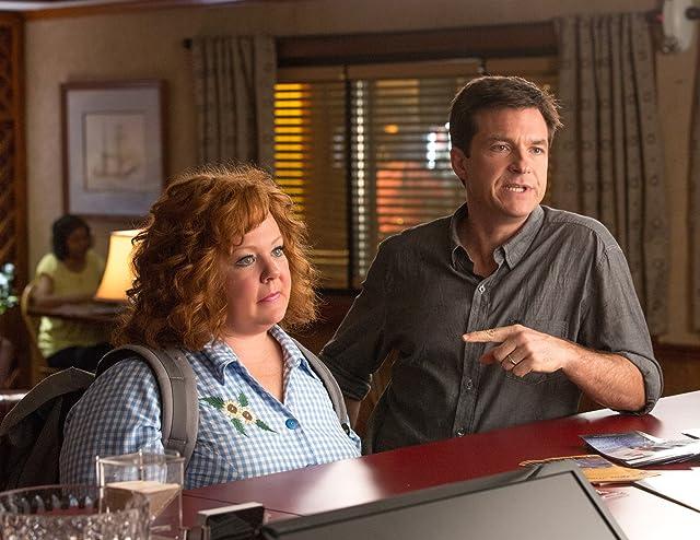 Jason Bateman and Melissa McCarthy in Identity Thief (2013)