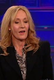 J.K. Rowling Poster