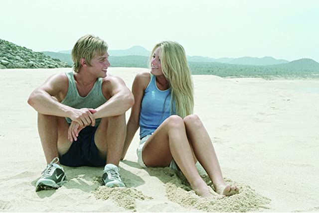 Blake Lively and Mike Vogel in The Sisterhood of the Traveling Pants (2005)